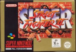 Super STREETFIGHTER 2